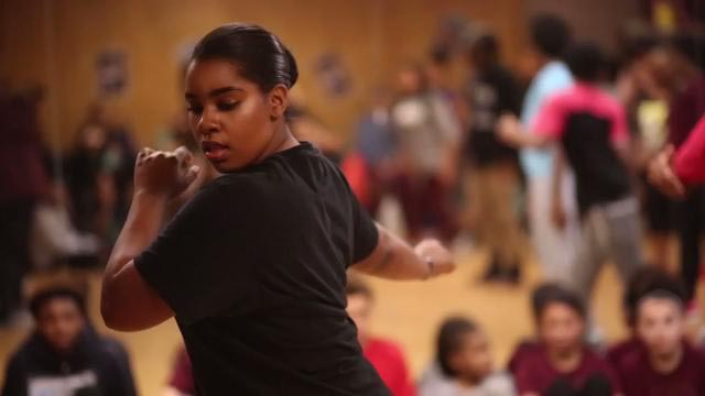 Dancing for social justice